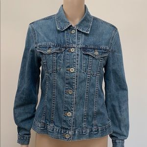 Denim (jean) jacket